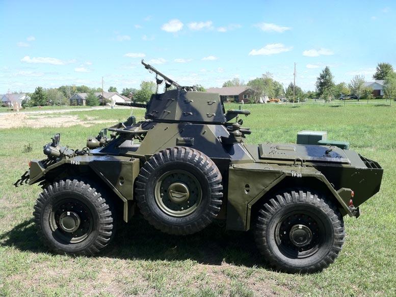 1960 ferret armored scout car for sale autos post. Black Bedroom Furniture Sets. Home Design Ideas
